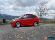 2008 FORD FOCUS ST-2 RED for Sale