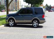 Ford: Expedition Eddie Bauer for Sale