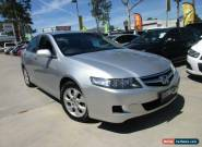 2007 Honda Accord Euro CL MY2007 Silver Manual 6sp M Sedan for Sale