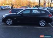 2011 BMW X1 SDRIVE20D SE AUTO BLACK for Sale