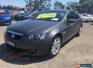 2009 Holden Calais VE MY09.5 V Grey Automatic 5sp A Sedan for Sale