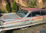 1961  Cadillac Town Sedan for Sale