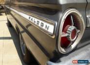 1965 Ford Futura for Sale