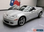 2012 Chevrolet Corvette Grand Sport Convertible 2-Door for Sale