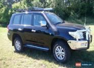 Toyota Landcruiser VDJ200 twin turbo diesel wagon for Sale