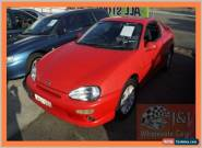 1996 Mazda Eunos 30X Luxury Red Manual 5sp M Coupe for Sale