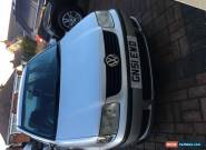 VOLKSWAGEN POLO 1.4  E  5 dr Low Milage for Sale