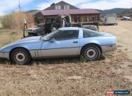 1985 Chevrolet Corvette 2dr ht for Sale