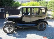 Ford: Model T for Sale