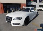 2010 Audi A5 8T MY10 Sportback S tronic quattro Automatic 7sp A Hatchback for Sale
