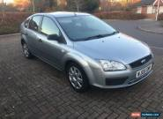 2005 FORD FOCUS 1.6LX AUTO GEARBOX  7MOT RUNS EXCELLENT CLEAN CAR FSH 97K MILES  for Sale