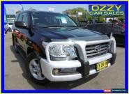 2009 Toyota Landcruiser VDJ200R Sahara (4x4) Black Automatic 6sp A Wagon for Sale