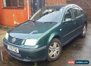 volkswagen bora 1.6 spares repairs for Sale