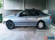 2007 FORD FALCON TX (LPG) BF MKII SEDAN, NEEDS REPAIR, NO RESERVE! for Sale