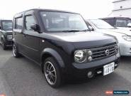 Nissan Cube 7 Seater Black Series II model $100 Free Fuel for Sale