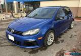 Classic 2012 Volkswagen Golf R for Sale