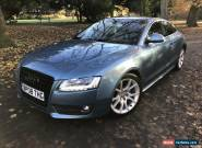 Audi A5 sport 2.7 diesel automatic 2008 for Sale