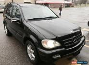 Mercedes-Benz: M-Class ML500 for Sale
