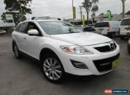 2010 Mazda CX-9 TB10A3 MY10 Luxury White Automatic A Wagon for Sale