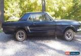 Classic 1965 Ford Mustang Coupe for Sale