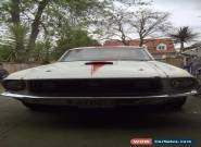 Ford Mustang 1968.5 Cobra Jet Coupe  for Sale