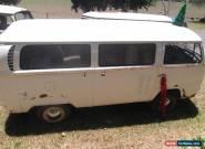 VW KOMBI 71 LOWLIGHT  WHITE XMAS ( SPECIAL)  for Sale