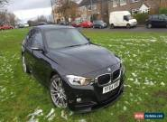 2014 64 BMW 3 SERIES M SPORT 2.0 DIESEL MANUAL DAMAGED REPAIRED SALVAGE CAT D for Sale