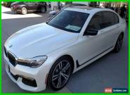 2016 BMW 7-Series i for Sale