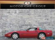 1990 Chevrolet Corvette for Sale