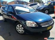 2005 Mitsubishi 380 DB Blue Automatic 5sp A Sedan for Sale