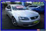 Classic 2006 Holden Commodore VE Omega Silver Automatic 4sp A Sedan for Sale