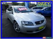 2006 Holden Commodore VE Omega Silver Automatic 4sp A Sedan for Sale