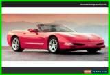 Classic 2001 Chevrolet Corvette Base Convertible 2-Door for Sale