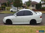 Holden Commodore VX 2002 Model 5.7 ltr 6 speed Manual  for Sale
