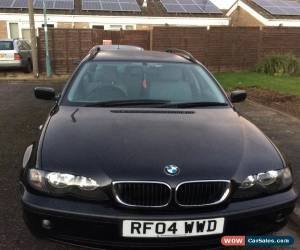 Classic 2004 BMW 318I SE TOURING BLACK for Sale