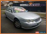 2001 Rover 75 Club Automatic 5sp A Sedan for Sale