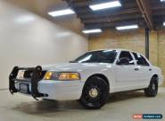 2009 Ford Other Police Interceptor Sedan 4-Door for Sale