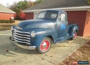 1951 Chevrolet Other Pickups 0 for Sale