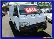 2006 Mitsubishi Express SJ MY06 SWB White Manual 5sp M Van for Sale
