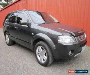 Classic 2006 FORD TERRITORY GHIA 154000 KMS 11 MONTHS REGO AND ROADWORTHY  for Sale