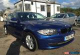 Classic BMW 1 Series 5dr DIESEL MANUAL 2008/57 for Sale