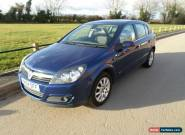 VAUXHALL ASTRA  1.8 DESIGN  for Sale