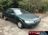 1999 Toyota Camry SXV20R Conquest Green Automatic 4sp A Sedan for Sale
