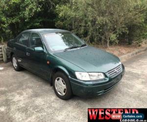Classic 1999 Toyota Camry SXV20R Conquest Green Automatic 4sp A Sedan for Sale
