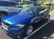 2009 BMW 318D M SPORT TOURING AUTO LeMans BLUE AUTOMATIC Not 320D for Sale