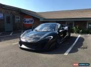 2016 McLaren Other 2 Door Coupe for Sale
