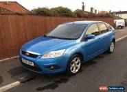 2008 ford focus 1.6 petrol blue  for Sale