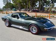 1969 Chevrolet Corvette Coupe for Sale