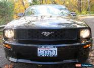 2006 Ford Mustang Base Convertible 2-Door for Sale