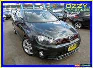 2012 Volkswagen Golf 1K MY12 GTi Grey Manual 6sp M Hatchback for Sale